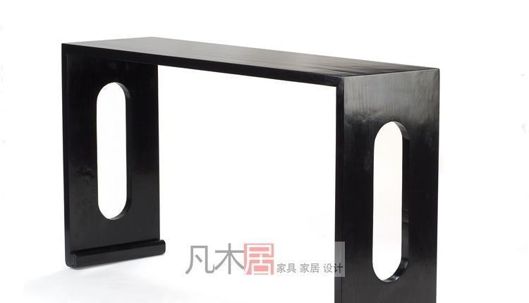 凡木居现代中式系列A1004下卷桌CT08A1004