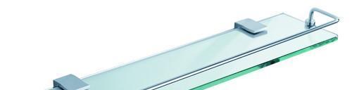 雅鼎带护栏单层置物架尊品挂件源远流长系列70167016045