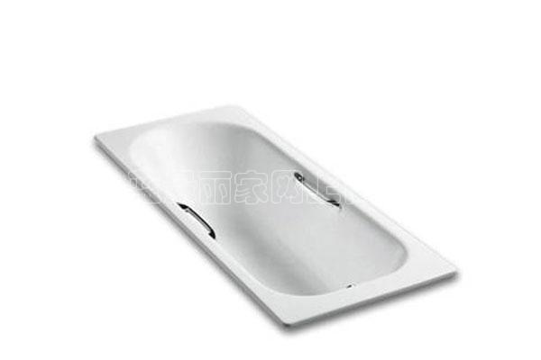 科勒-索尚铸铁浴缸