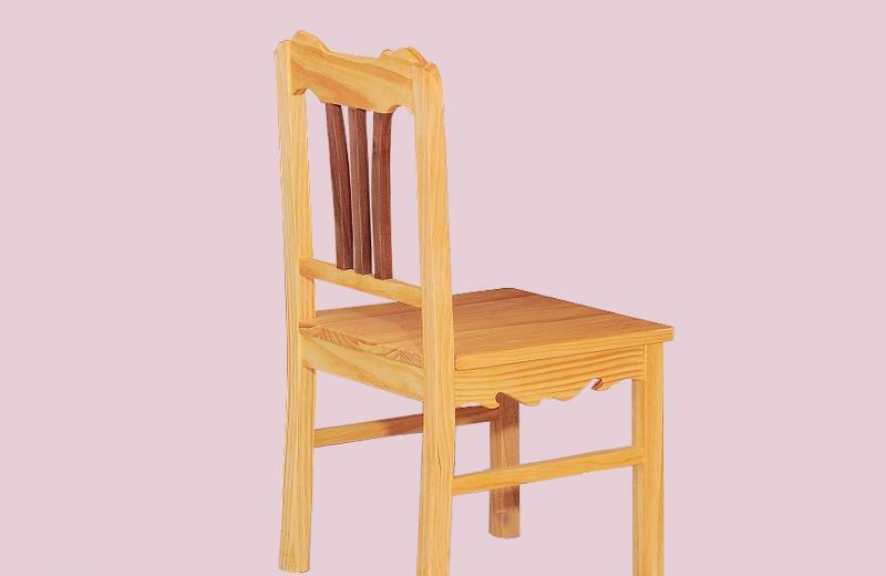 爱心城堡儿童家具熊猫系列椅子J001-CR1-NRJ001-CR1-NR