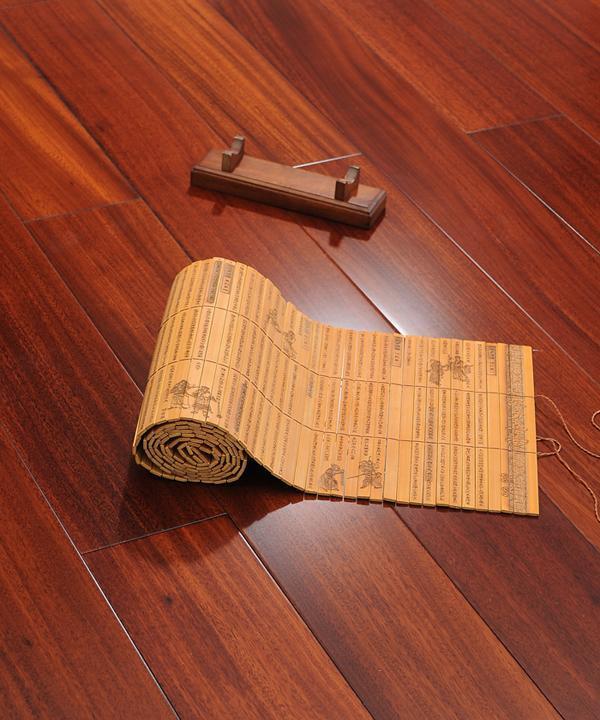 德尔实木仿古地板系列SM-10SM-10