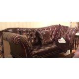 美凯斯家具客厅家具M-C289S三人沙发