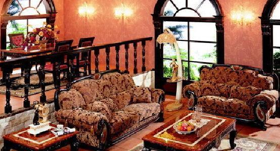 麦格威欧式HM-023沙发(1+2+3)HM-023