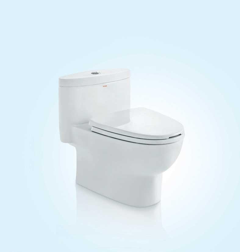 安华座便器连体座厕系列aB1327MLaB1327ML