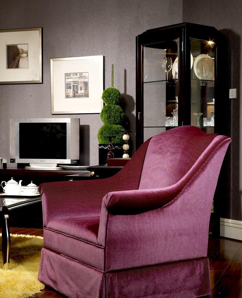 美凯斯M-C282S-1单人沙发<br />M-C282S-1