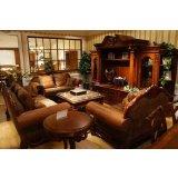 沙发+大方咖啡桌