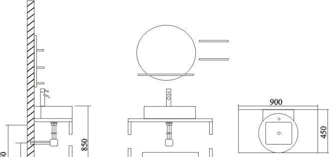 英皇浴室柜YL-1076YL-1076