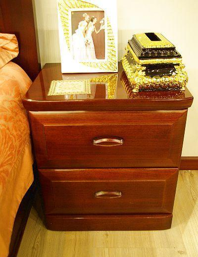 光明卧室家具床头柜086-1401-46086-1401-46
