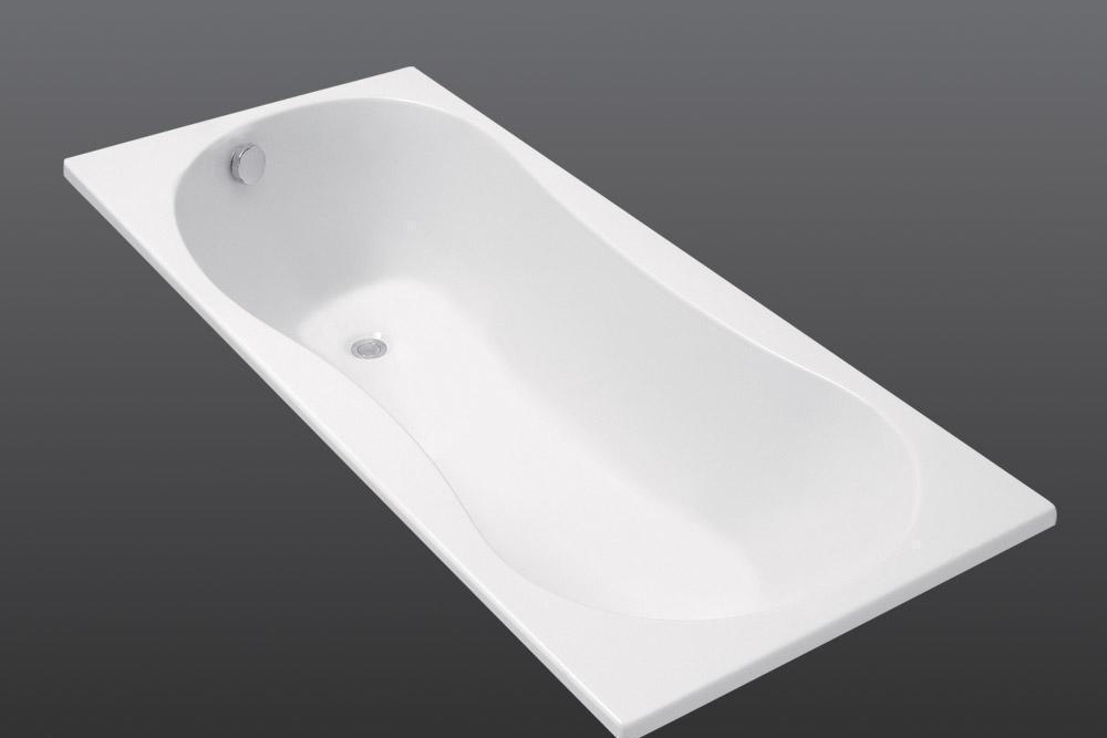 Bain Douche 贝诗 压克力浴缸K-18233T