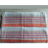家元素SSL22393老粗布布席纯棉枕套