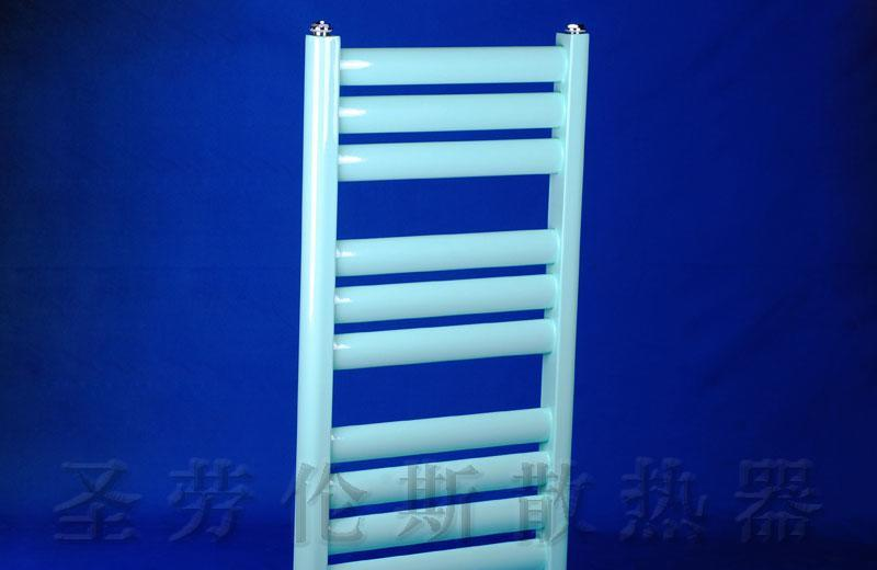 圣劳伦斯钢制卫浴-云梯散热器(浅绿)钢制卫浴-云梯