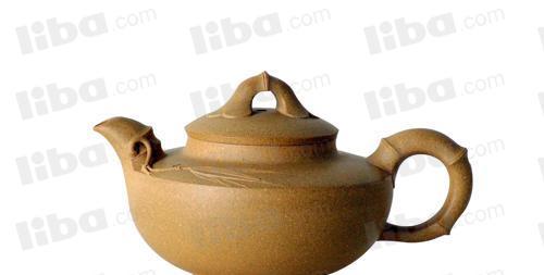 恒福茶具玉竹壶