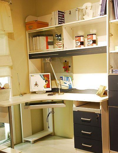 多喜爱儿童家具电脑桌 组合书桌8G2O-FF+L+H+8V08G2O-FF+L+H+8V08