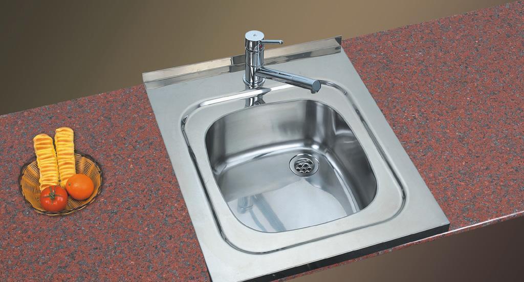 阿发厨房水槽AF-5060AF-5060