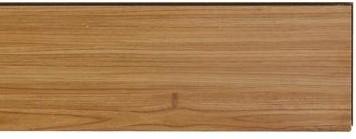 升达实木复合地板原木年代E-002-本色柚木