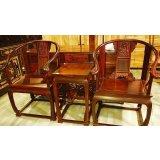 元亨利家具雕龙大明圈椅A-XZ-0245-70