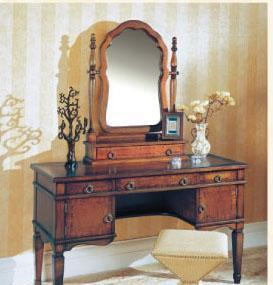 大风范家具低调伯爵卧房系列CL-802-1梳妆镜CL-802-1 梳妆镜