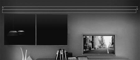 北山家居客厅家具电视柜2EC460A102EC460A10