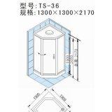 阿波罗简易淋浴房TS系列TS-36