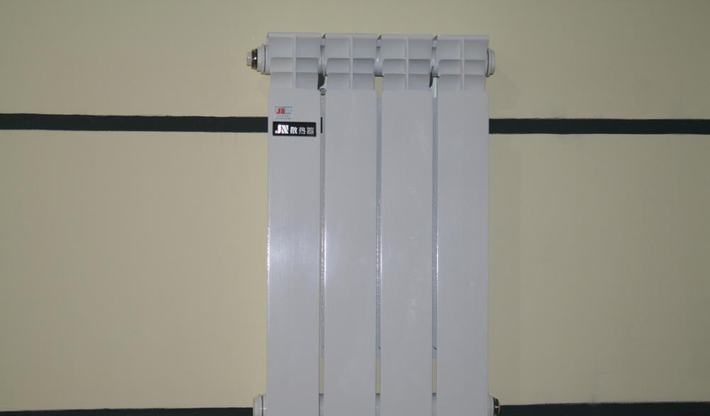 金牛6孔600毫米1散热器