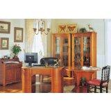 大风范家具洛可可书房系列RC-856多功能书桌