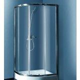 乐家卫浴威尼斯系列圆弧形淋浴房N00100113