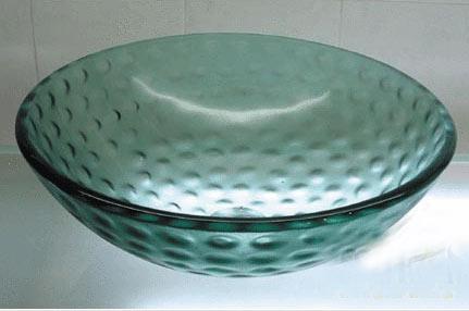 古亚单层玻璃盆D392