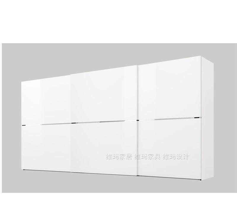 维玛CU041移门衣柜CU041