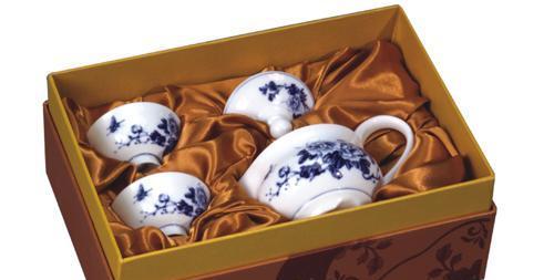 恒福茶具天香普洱组1茶侧2普洱杯