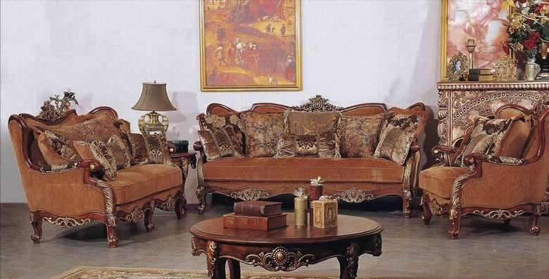 雅梦娜欧E295美式沙发E295