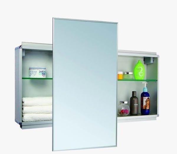 派尔沃浴室柜(镜柜)-M1505(800*700*140MM)M1505