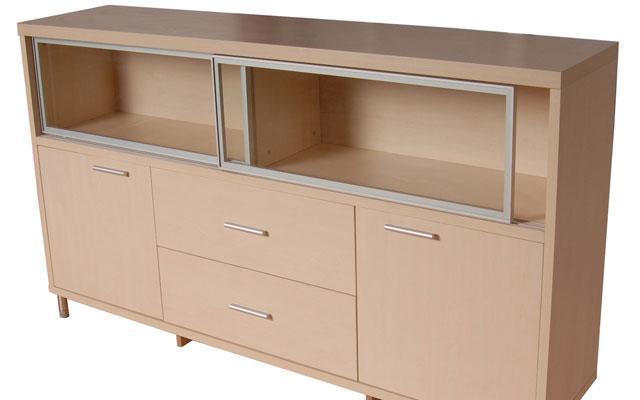奥格枫木色系列A02餐边柜A02餐边柜