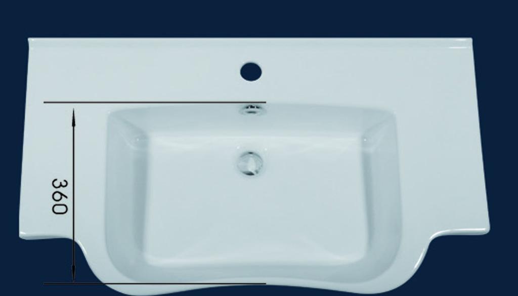 马丁卫浴MT-860不锈钢支架盆MT-860