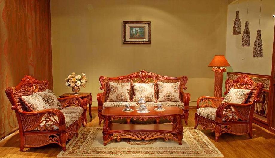 翡翠红宝石沙发组合红宝石