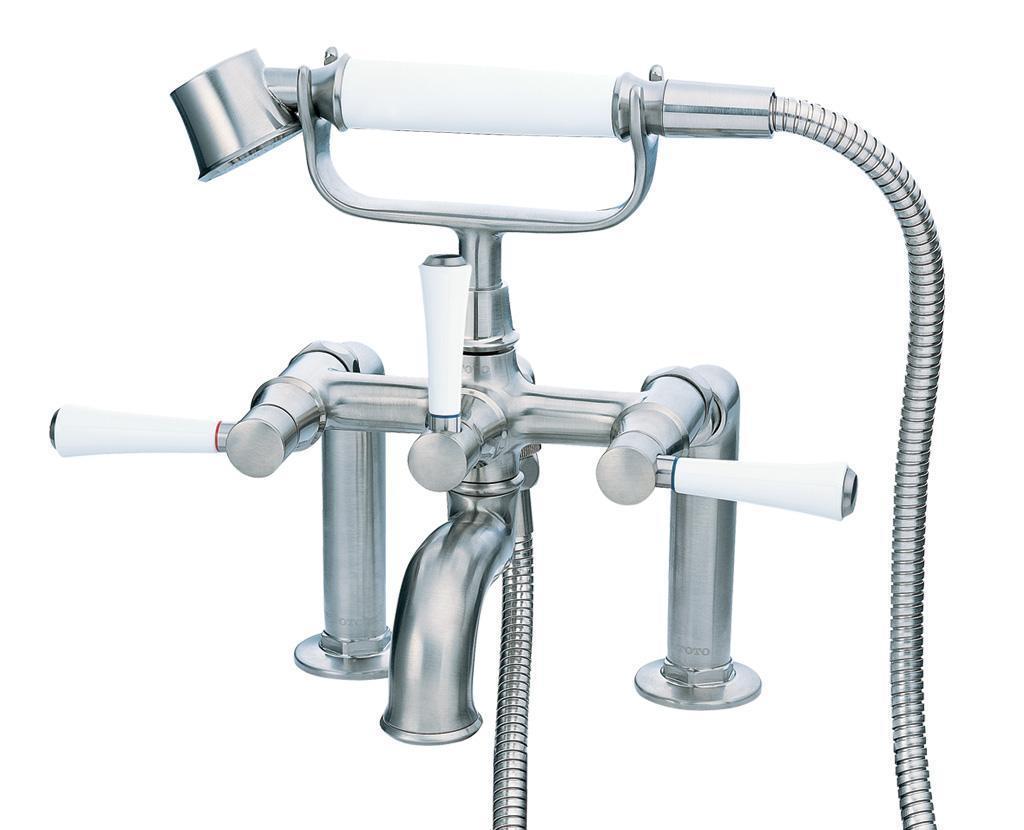 TOTO淋浴/盆池用单柄混合龙头DM204CDF1-NEWDM204CDF1-NEW