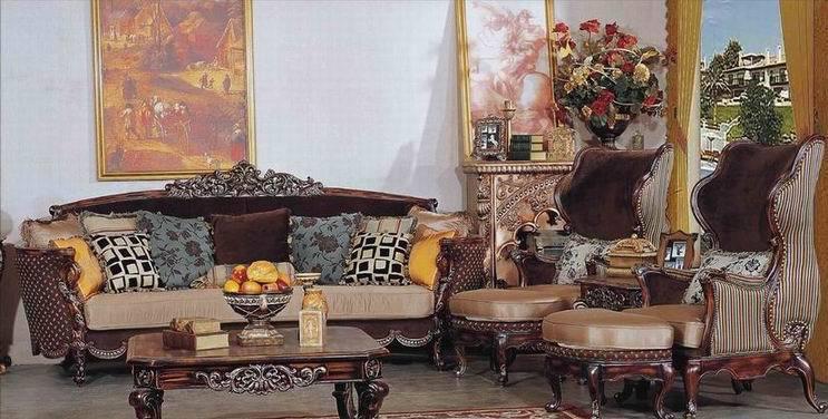 雅梦娜欧A013美式沙发<br />