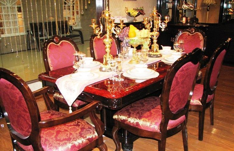 中信家具-餐台、餐椅-606-3606-3