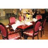 中信家具-餐台、餐椅-606-3