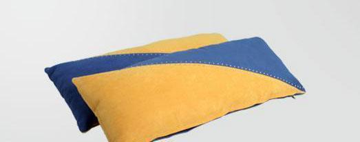 麦斯得尔小组件系列长枕r06蓝黄r06