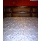 穗宝双人实木床床垫003