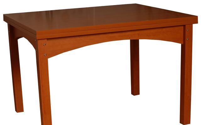 奥格美国红樱桃色系列A01-1餐桌A01-1餐桌
