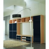 耐特利尔原橡木系列彩釉电视柜