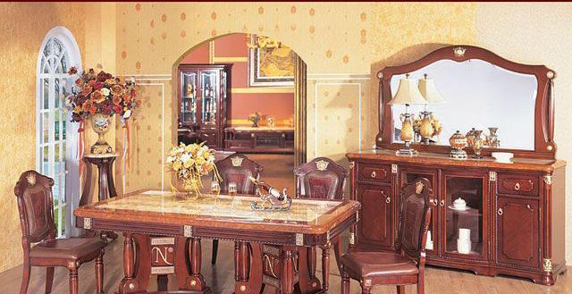美华居餐桌椅T-008T-008