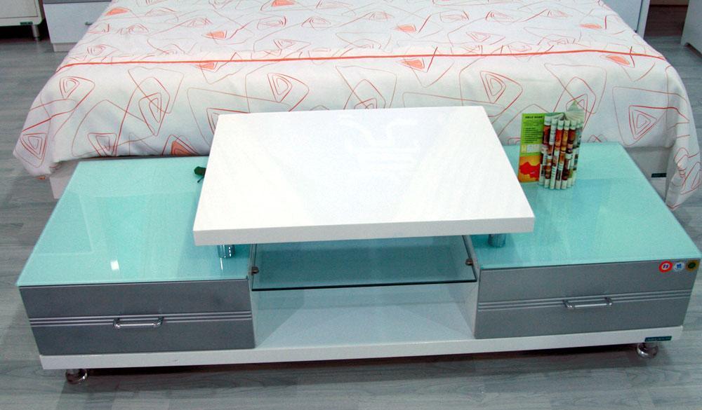 全友家私人造板电视柜白银时代8263582635