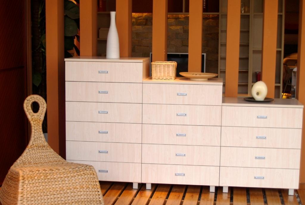 诗尼曼客厅家具系列三斗柜无型号,可定做