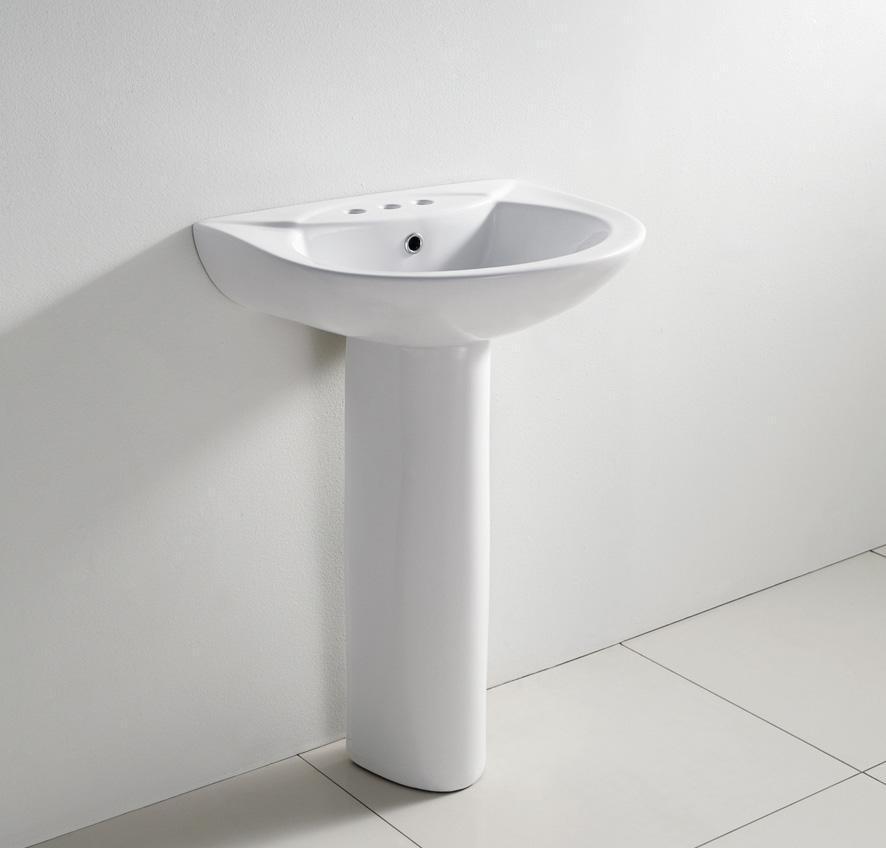 卫欧卫浴柱盆VG-9510VG-9510