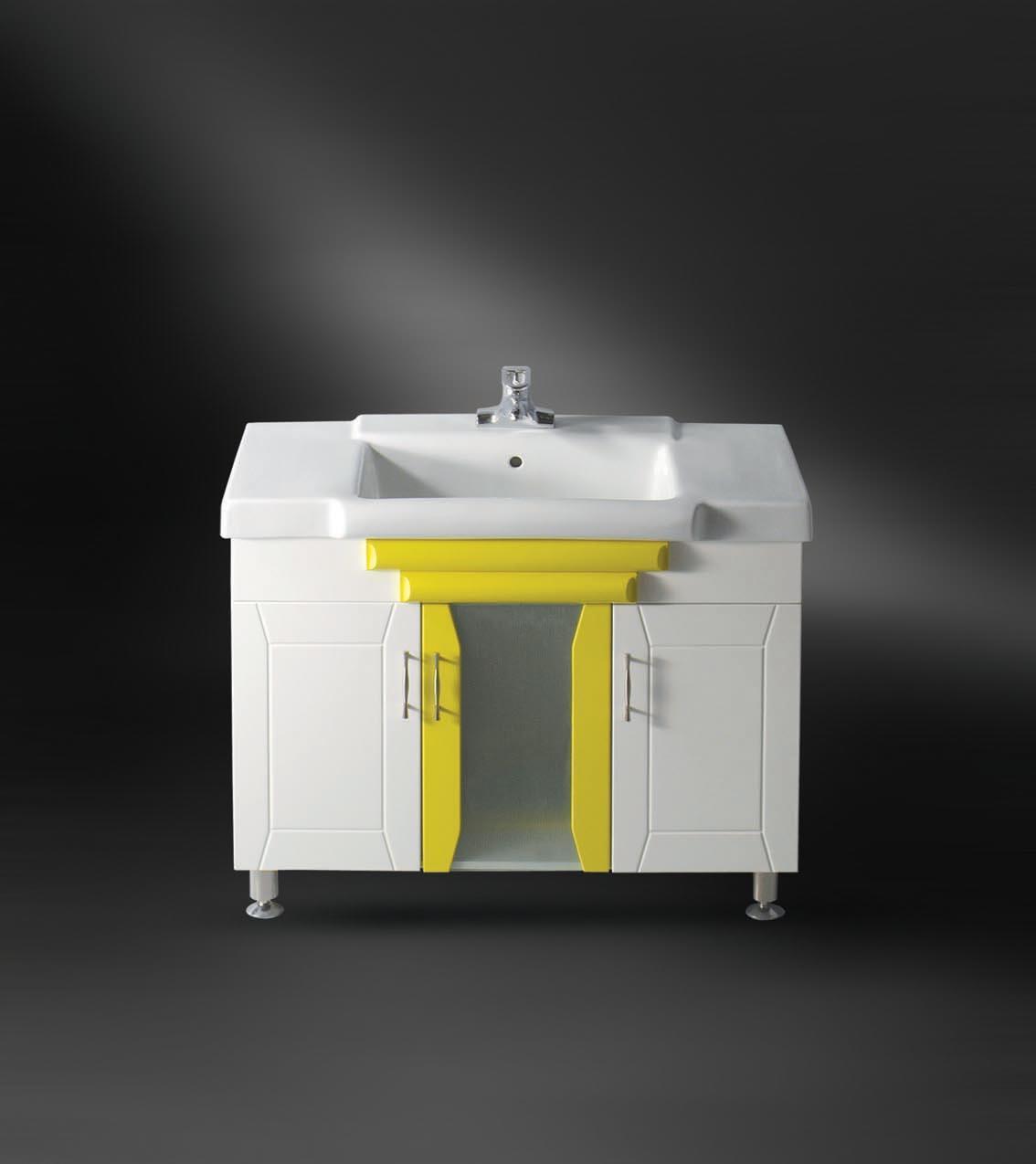 惠达HDFL155-02浴室柜HDFL155-02
