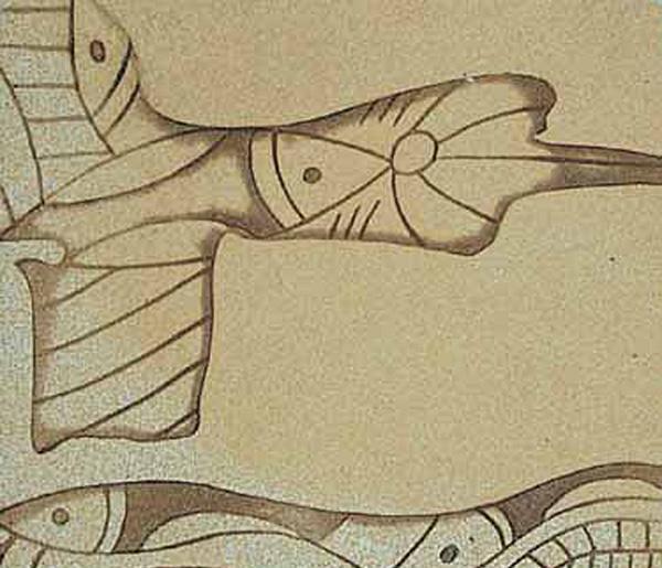 欧神诺浮石绘系列LD202P1内墙砖<br />LD202P1