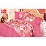 法诺雅床上用品四件套田园风格色织平纹RHsz01