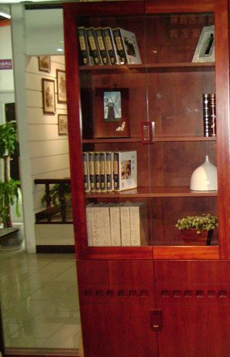华日两门书柜D9121D9121
